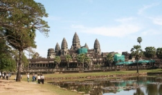Trait saillant d'Angkor