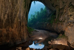 Son Doong cave - record by ABC channel