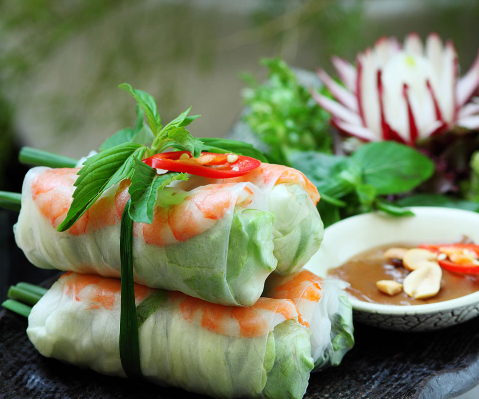 Selected Restaurants in Saigon